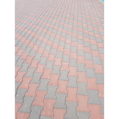 Тротуарная плитка Катушка
